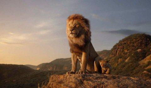FORTSATT DRAG PÅ PUBLIKUM: «Løvenes konge», nå i ny versjon, har fortsatt draget på kinopublikummet. (Foto: Disney Enterprises)