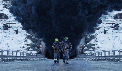 TUNNELEN: Den norske katastrofefilmen «Tunnelen» har bidratt til en god start på året for kinoene i Hamar, Elverum og Tynset.