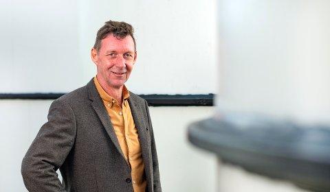 NY DIREKTØR: Tom Einar Buer (53) er ansatt som ny daglig leder i Endúr-selskapet ØPD i Bamble. Den nye direktøren har allerede begynt i jobben. Han kommer fra selskapet Cody i Skien.