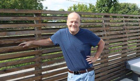 PÅ BEINA IGJEN: Geir Friberg er på beina igjen, og har starta rehabiliteringen etter å ha gått på en skikkelig helsesmell på ferietur til Vestlandet i sommer. Nå gleder han seg til å være tilbake i hallen sammen med håndballguttene sine i Urædd igjen så fort som mulig.