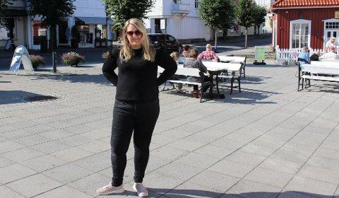 STYRELEDER: Christina Norderud Nilsen er styreleder i den nystiftede foreningen Bygdekino Langesund. Bamble kommunestyre behandler søknaden om konsesjon 16. september. Første filmvisningsdag er søndag 19. september med barnefilm og voksenfilm.