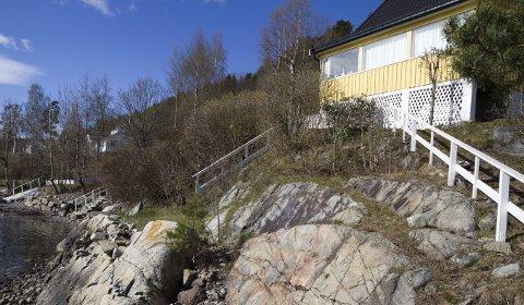 Ros: Bygningsrådet fortjener ros som ikke ga hytteeieren dispensasjon fra byggeforbudet i strandsonen, mener Jan Kr. Karlsen. Foto: Bente elmung