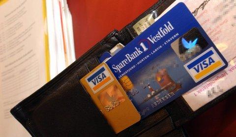 KAN PÅVIRKE LÅNET: Fra neste år vil ubenyttet kreditt regnes som en del av din gjeld. (Illustrasjonsfoto/arkiv: Olaf Akselsen, Sandefjords Blad)