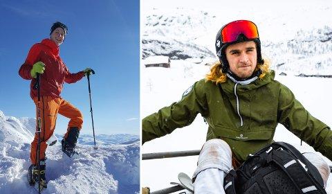 HAR PLANAR: Jens Christian Landmark (24) og Sondre Eriksen (26) har planar om å slå seg opp i arrangementsbransjen