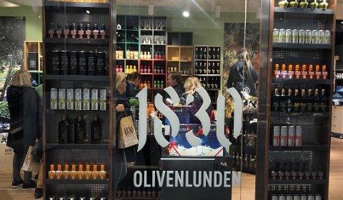 NYE PLANER: I lokalene til Olivenlunden, som la ned avdelingen i begynnelsen av juli, har Arkaden nye spennende planer på gang.