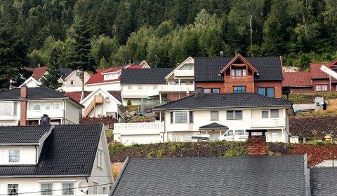 EIENDOMSSKATT: Det er rundt 7000 boliger, hytter og næringsbygg i Notodden som det til sammen betales 60 millioner kroner i eiendomsskatt for.