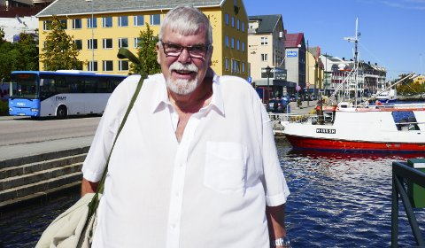 Kampklar: Toget har ikke gått for lokalsykehusene. Stortinget må ta tilbake makta over vårt viktigste helsetilbud, sier Stein Kristiansen.