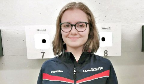 Kirstin Dorothea Jensen er klar for EM.