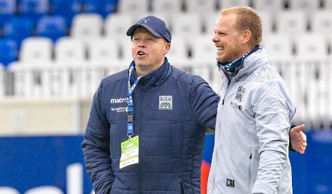 Kjetil Thorsen, Christian Michelsen blir nå bedt om å mene hva de mener om innføring av VAR i Eliteserien.
