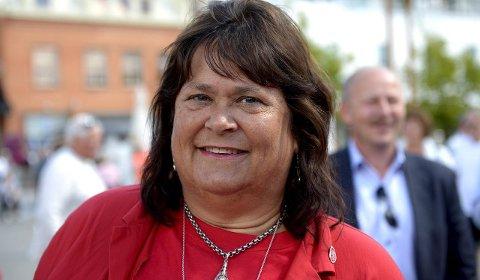 KAMPKLAR: Sonja Mandt gjør det klart at hun vil kjempe for å bli gjenvalgt på Stortinget. Nominasjonskomiteen i Vestfold Ap har vraket henne på lista til neste års stortingsvalg.
