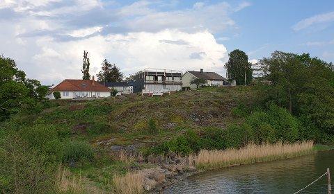 BRYTER:Denne bygningstypen vil selvsagt kunne bli godkjent andre steder, i en mer passende bebyggelse, men ikke i Haugåkerveien. Her er det ikke bare stilbrudd, men vedtak i strid med det kommunale planverk, skriver Paul Grøtvedt.