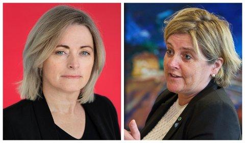 KAMP OM NORTURA: May Britt Lagesen (Ap) kritiserer Steinkjer kommune og ordfører Anne Berit Lein (Sp) for at man etter hennes syn gjør for lite for å legge press på Nortura i kampen om skjærelinja.