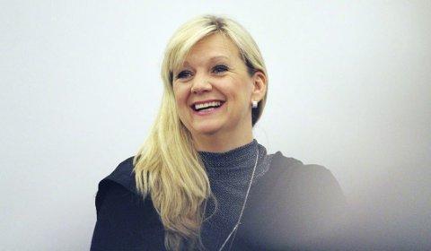 SPENT: Bygdelistas varaordfører Eirin Bolle håper Vestby Høyre klarer å fornye seg selv om de har satset på ringreven Pål Engeseth som sin ordfører kandidat.
