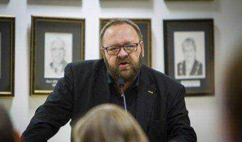 SJOKKERT: Morten Klementsen seier at det er totalt uaktuelt å skulle betale endå meir bompengar i Nordhordland.