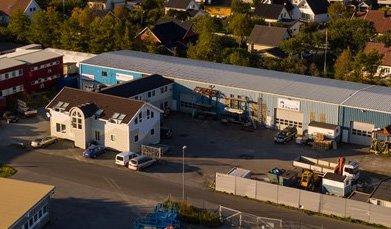 Nå er det klart hvem som har sikret seg denne  eiendommen i Bodø.