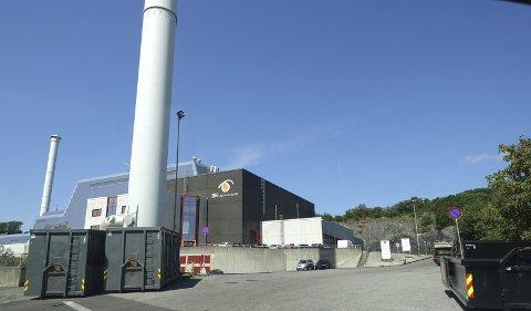 BA skrev i forrige uke om nabolaget i Råvarden som har vært plaget med vond lukt fra biogassanlegget. FOTO: KATRINE NORDANGER MJELDE