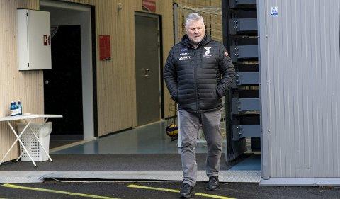 Fana ILs Hans Dankertsen er en av flere idrettsledere i Bergen som er misfornøyd med hjelpen som                      idretten får fra Bergen kommune.