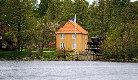 HÆRVERK: En Fredrikstad-mann er tiltalt for å ha utført hærverk i Anno-landsbyen på Isegran.