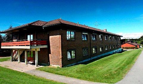 Kan bli nedlagt som sykehjem: Emil Mørchs Minne har 30 plasser. Neste år kan 55 av dagens sykehjemsplasser i Fredrikstad bli avviklet når nybygget ved Østsiden tas i bruk. (Arkivfoto: Trond Thorvaldsen)