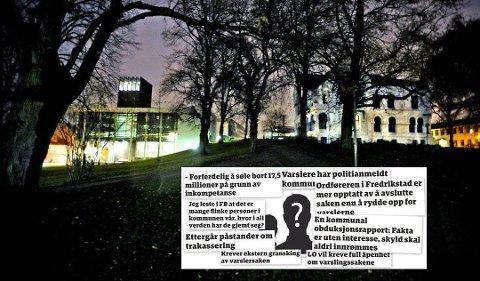 Varslersaken har preget varslerne, Fredrikstad kommune og rådhuset i ni år. Totalregningen har kommet opp i 70-80 millioner kroner, ifølge beregninger FB tidligere har publisert.