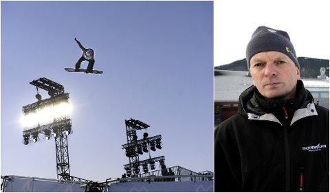 Hafjell-sjef Odd Stensrud synes det er synd at alpinanlegget nå ser ut til å miste X games.