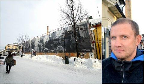 Bjønne Owren i Lykstad og Owren Eiendom AS kan ikke se at rapporten fra Norsk institutt for kulturminneforskning endrer noe som helst for Storgata 81.