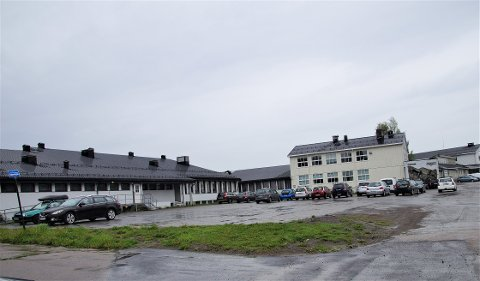 TRENGER OPPGRADERING: Frøystadanlegget huser flere av kommunens tjenester og trenger omfattende oppgradering.