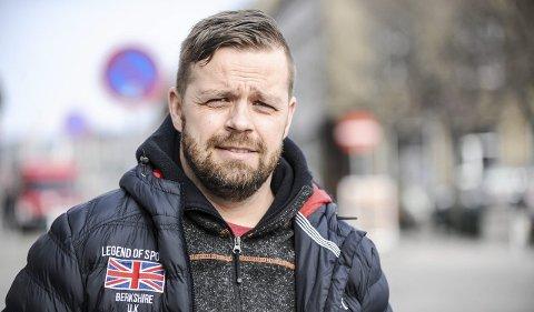 REAGERER STERKT: Trener Kent Hansen tok med seg laget sitt og reiste hjem fra en cup på Askim, etter at en av spillerne på Kviks 04-lag ble utsatt for rasisme.