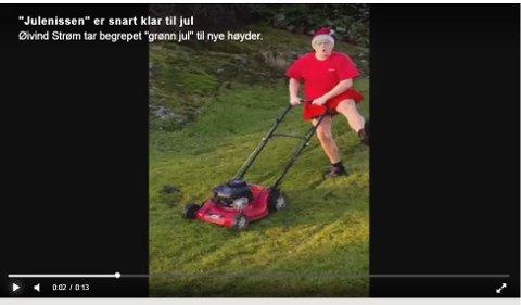 KLOVN: Øivind Strøm.