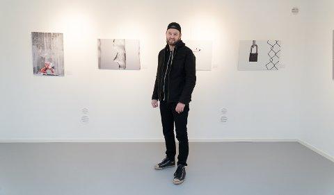 EGET: Endelig har Eirik Jeistad sitt egne galleri.