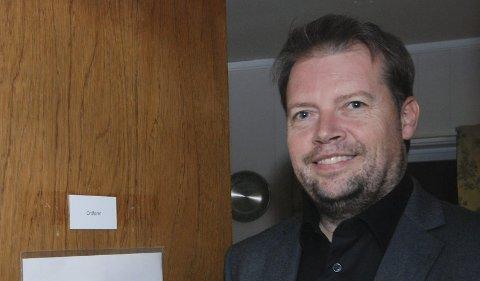 FIKK SOM ØNSKET: Ordfører Rolf Laupstad (Ap) sier det ble enighet mellom Ap og Høyre i Berlevåg om å utrede ny fredningssone.