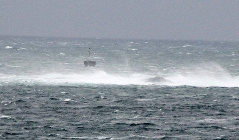 INNSEILING: Farleden inn til Kragerø skal utvides og gjøres dypere, blant annet her ved Knubbhausen i havgapet.