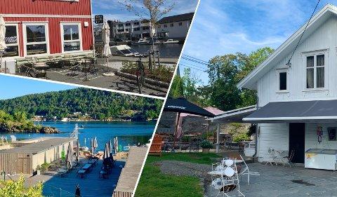 PRIKKER: November, Kragerø Resort Beach Club og Skåtøy Kafé er blant dem som er tildelt prikker etter sommerens kontroller.