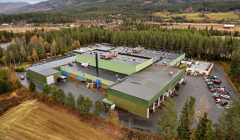 Hele fabrikkområdet til Kongsberg Automotive, avdeling Rollag er nå lagt ut for salg. Til den nette sum av 12 millioner kroner.