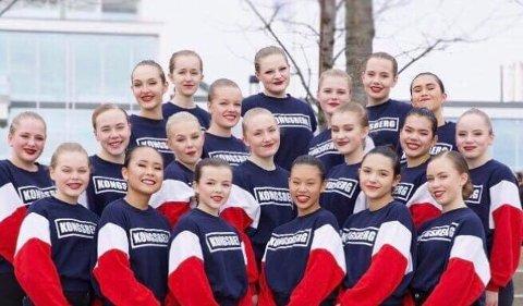 Zeecrew består av jenter i junior hiphop-gruppa til Studio 3. 10 desember skal 12 av jentene inn til Oslo og danse på Redd Barnas fredsprisfest.