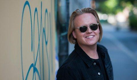 Spiller på hjemmebane: Den populære artisten Vidar Villa skal ha drive in-konsert.