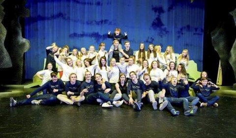 Være med? Onsdag har Teaterkråkene audition til «Olsenbanden jr på sirkus».