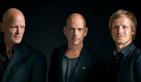 TIL MOSS KIRKE: Tord Gustavsen Trio.