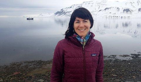 OMKOM: Fransk-britiske Sarah Auffret omkom da et fly fra Ethiopian Airlines styrtet på vei til Nairobi søndag. Auffret var bosatt i Tromsø, ansatt i Association of Arctic Expedition Cruise Operators (AECO) og jobbet i kontorfellesskapet Flow Coworking i Strandgata.