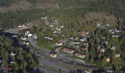 :Illustrasjonsbilde: Grua stasjon