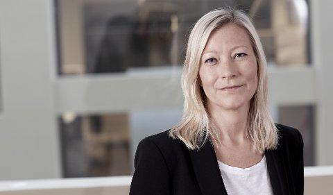 VANT: – Vi er fornøyd med at retten er enig med oss i at det ikke foreligger brudd på konkurranseloven, sier administrerende direktør Ingeborg Flønes i Hoff SA.
