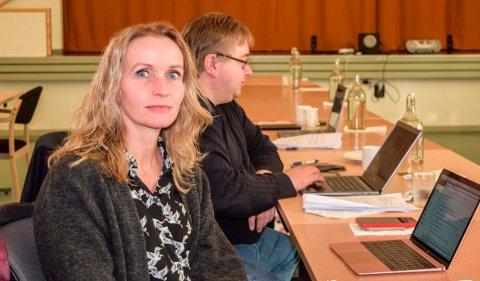 GURIS VALG: Guri Bråthen (Ap) og resten av opposisjonen foreslår gjeninnfløring av eiendomsskatt på næringseiendom for å opprettholde dagens drift på Fjellvoll  i 2021.