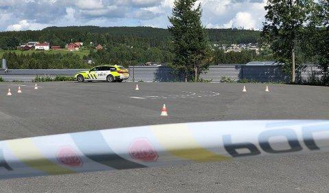 Statens vegvesens trafikkstasjon, Hunndalen