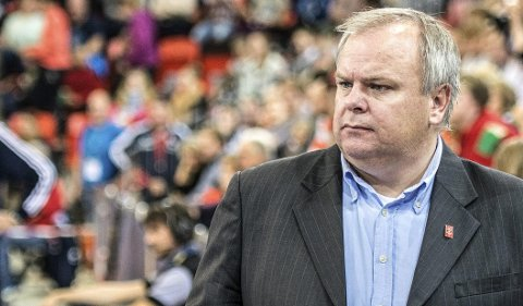 Ny jobb: Bjørn Gunnar Bruun Hansen overtar som daglig leder for ØIF Arendal fra 1 .februar.