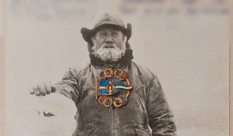 BERYKTET: «Lars Faen» Andersen, hvalskytteren med 7000 hval på samvittigheten.