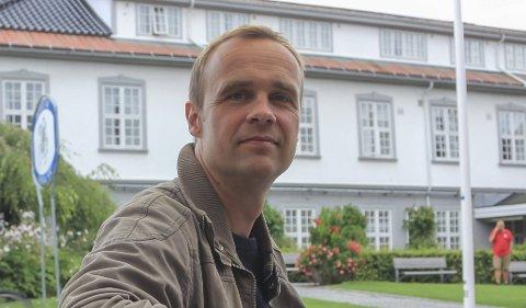 KRF-LEDEREN FIKK NEI: Anders Rambekk venter på at saken går videre til politisk behandling, før han eventuelt kommenterer avslaget ytterligere.