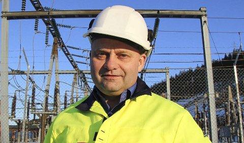 Størst: Arve Ulriksen er adm.dir. i Mo industripark, Nord-Norges største industriklynge.