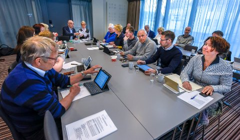 Styret i Helgelandssykehuset er kalt inn til ekstraordinært styremøte onsdag denne uken.