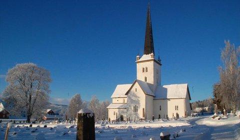 Ringsaker kirke.