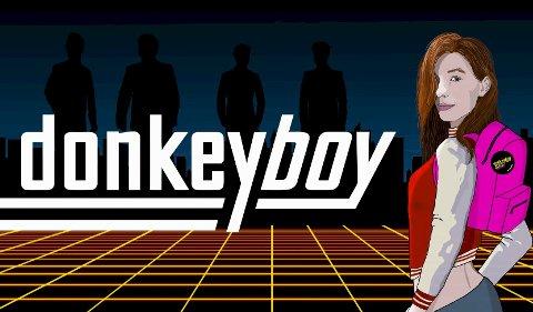 """FRONTES AV LINNEA: Den har fått navnet """"Think you should"""", der Donkeyboy med Linnea Dale på vokal feirer 10 år siden slo alle norske singlerekorder med """"Ambitions""""."""